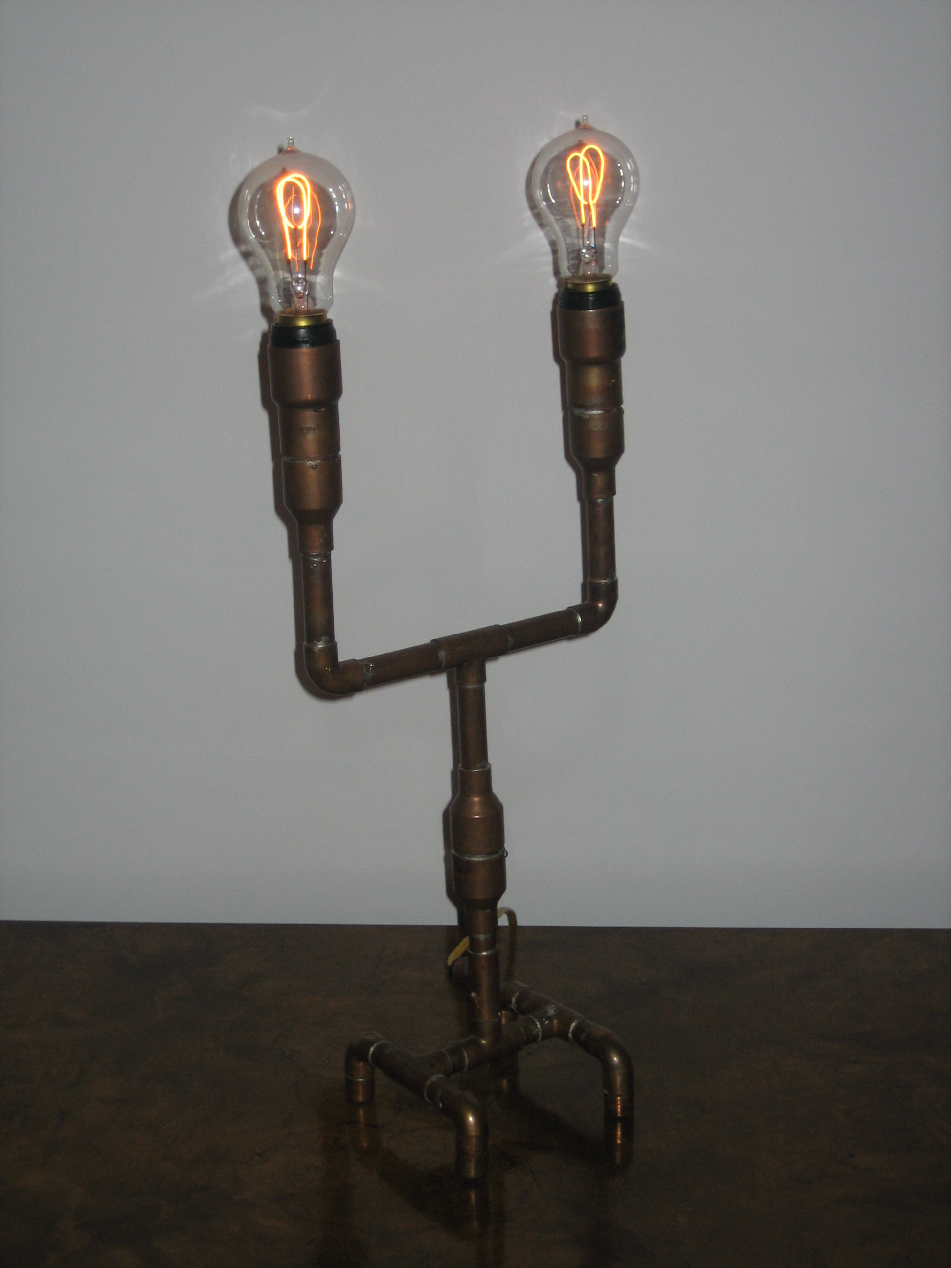 Two bulb table lamp punkartisan advertisements mozeypictures Images